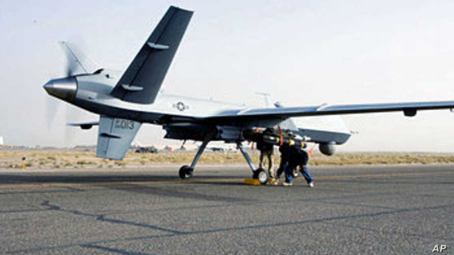 US Air Force Drone aircraft