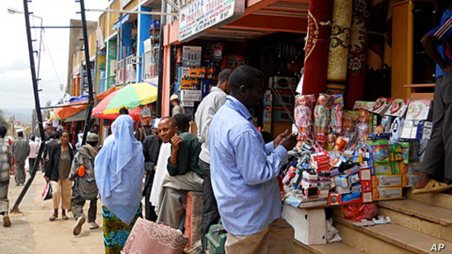 Store owners say smuggled goods cost about 40 percent less than taxed goods from Ethiopia's capital. Legally purchased goods, they say, would drive them out of business.