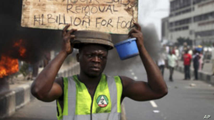 Nigerian Unions, Government Fail to Resolve Oil Subsidy Stalemate