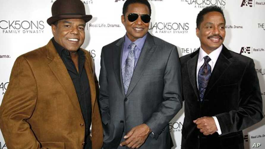 After Tour, Jacksons to Release Album