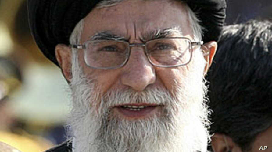Iran Vows to Counter Foreign Strike with 'Iron Fist'
