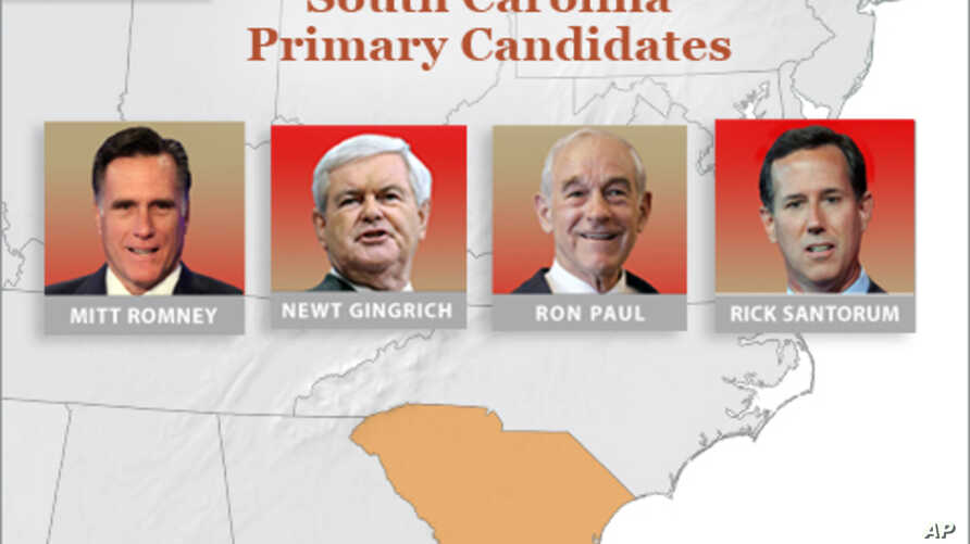 Republican Presidential Contenders Compete in South Carolina Showdown