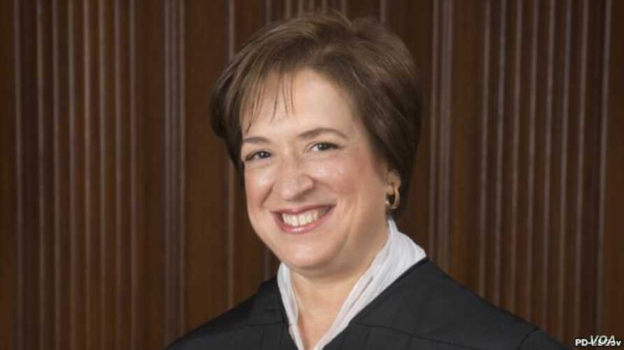 Justice Elena Kagan: Judiciary Plays Important Role in New