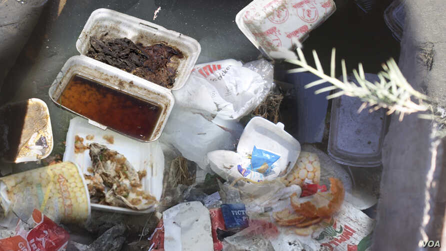 Kaylite, Zimbabwe government says expanded polystyrene, or EPS, is dangerous because it emits toxic chemicals when the containers are burned. Garbage is routinely burned in Zimbabwe, and it is among the garbage clogging drainage in Harare and contrib