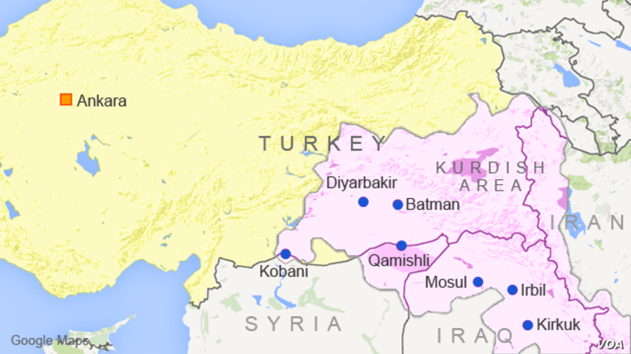 Turkey Says 4 of Its Soldiers Killed in Northeast Syria ...