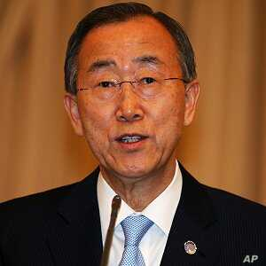 UN Chief Calls for Support on Climate-Change Mitigation