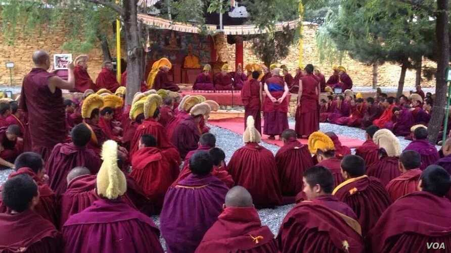 The Third Scholarly Convention of Kirti Monasteries