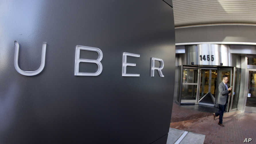 FILE - Uber, with headquarters in San Francisco, announced June 1, 2016, that it is getting a massive cash infusion from Saudi Arabia.