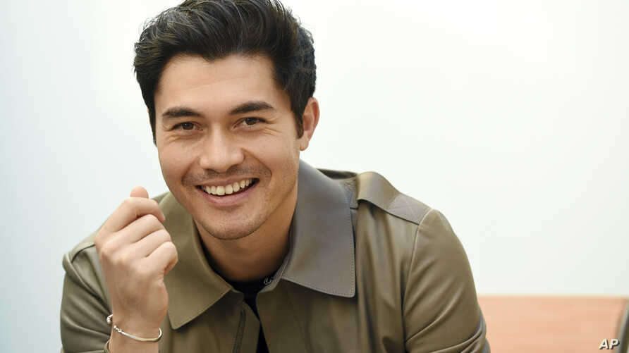 "Actor Henry Golding is pictured at the Orlando Hotel in Los Angeles, Nov. 9, 2018. Golding, who starred in the hit film, ""Crazy Rich Asians,"" was named as one of 2018's Breakthrough Entertainers of the Year by the Associated Press."