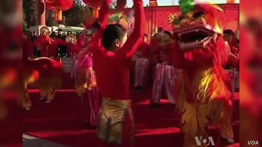 California Event Brings Lunar New Year Festivities to