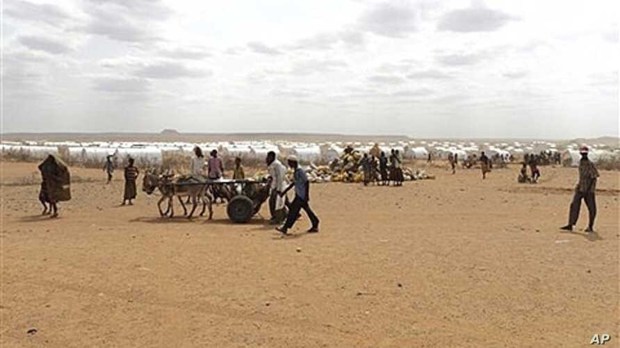 Dollo Ado refugee camp has seen 300 arrivals per day in recent weeks, Ethiopia, July 2011 (file photo).