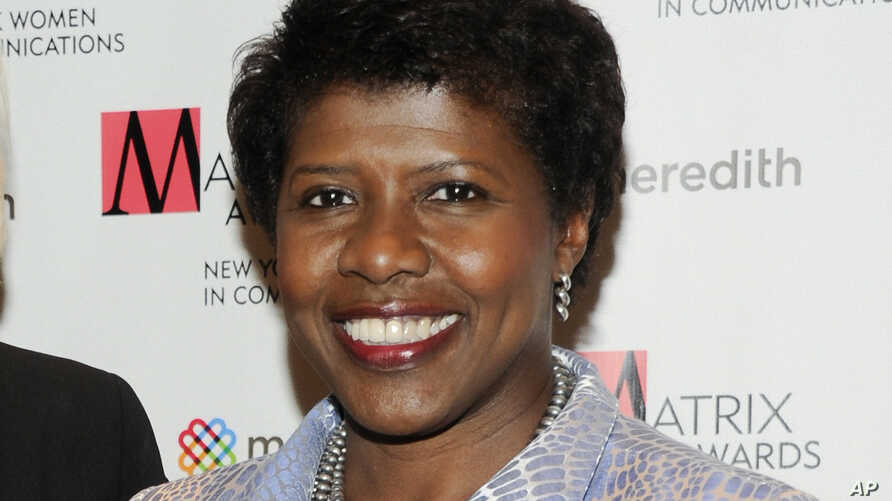 FILE - Gwen Ifill attends the New York Women in Communications' 2011 Matrix Awards in New York, April 11, 2011.