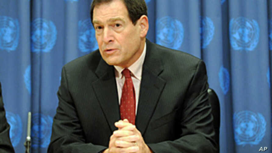 Chief of UNICEF's HIV/AIDS Program Division, Jimmy Kolker (file photo)