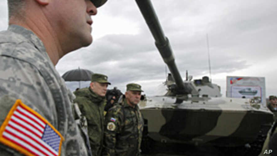 US Curbs Conventional Arms Cooperation With Russia