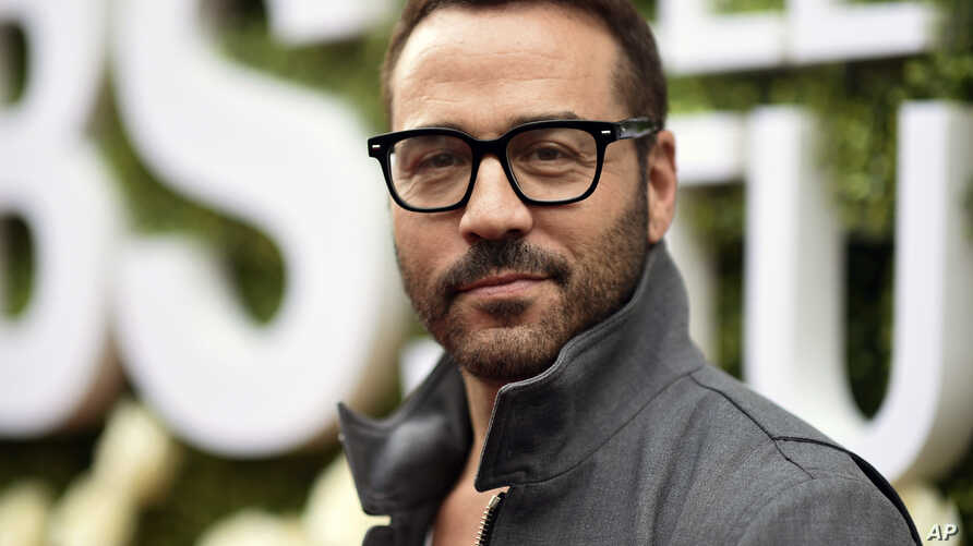 FILE - Actor and producer Jeremy Piven attends the CBS Summer Soiree during the 2017 Summer TCAs in Studio City, California, Aug. 1, 2017.