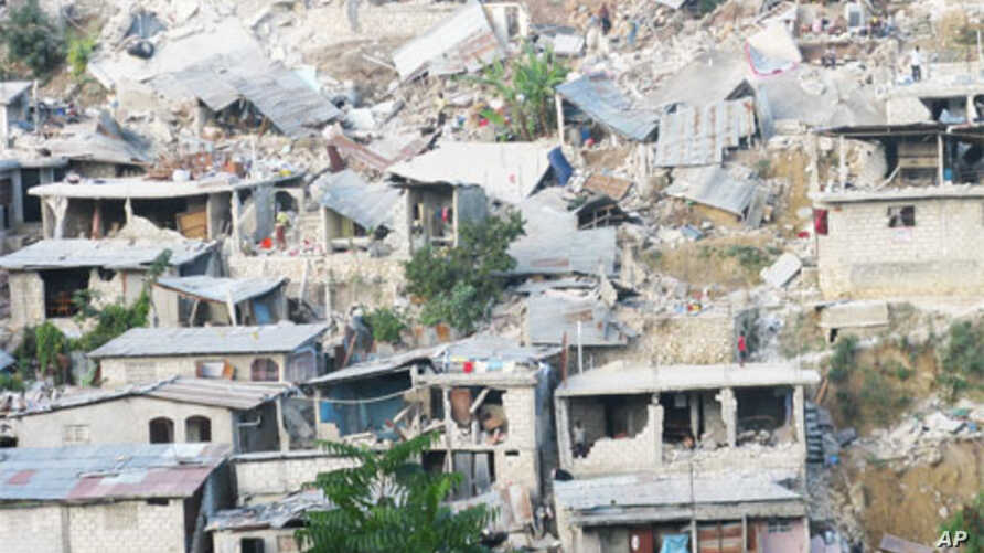 Earthquakes and floods are among disasters increasing in the world's urban areas.