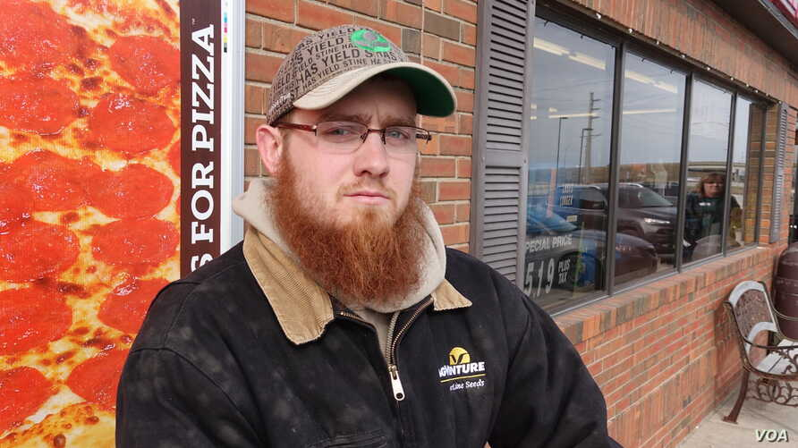 Dustin Andrews of Donnellson, Iowa, and many other young people like him who would like to farm for a living have had to look elsewhere for a career. The economics are against them, with land prices high and all other aspects of modern farming expens