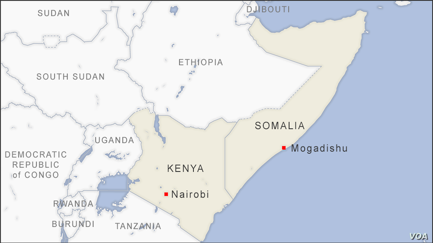 Somalia Moves to Calm Diplomatic Tensions With Kenya | Voice ...