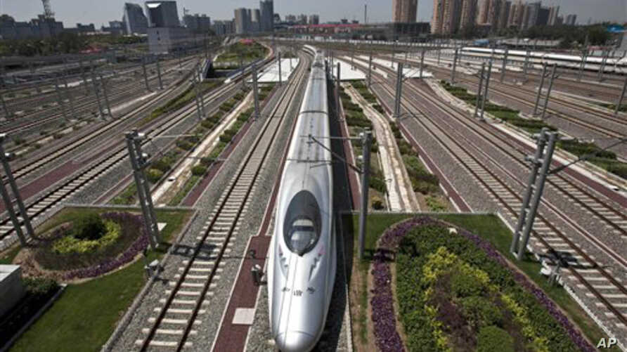 China to Relaunch One of World's Fastest Bullet Trains