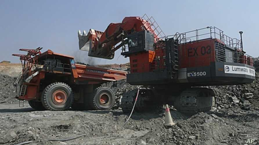 China's largest metals-trading firm offered $6.5 billion for Zamabia's Equinox copper mine, seen above, in April 2011.