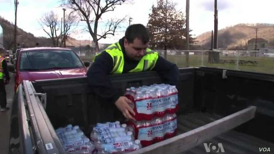 West Virginia Chemical Spill Still Affecting Rural Areas