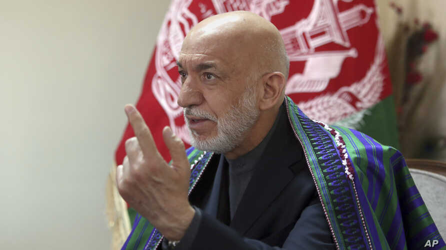 Afghanistan Karzai Interview