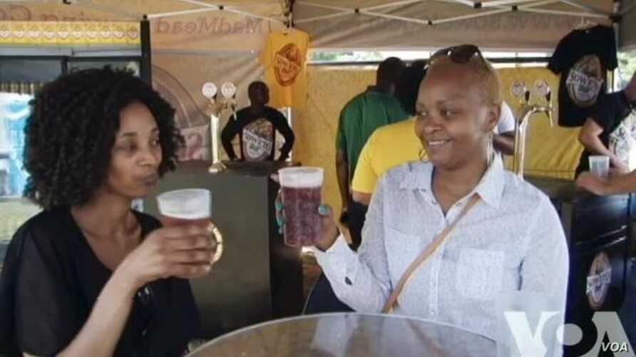 South Africa's First Black-Owned Brewery Opens for Business