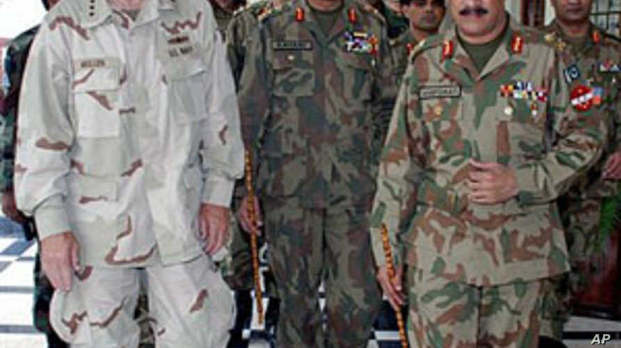 Pakistani, US Spies Are at Odds Over Operations