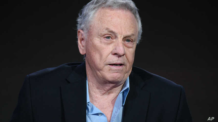 FILE - Morris Dees, co-founder Southern Poverty Law Center, speaks in Pasadena, Calif., Jan. 7, 2016.