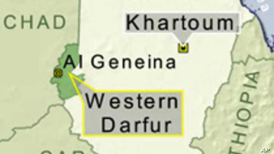 Red Cross: Staffer Kidnapped in Darfur in Good Health
