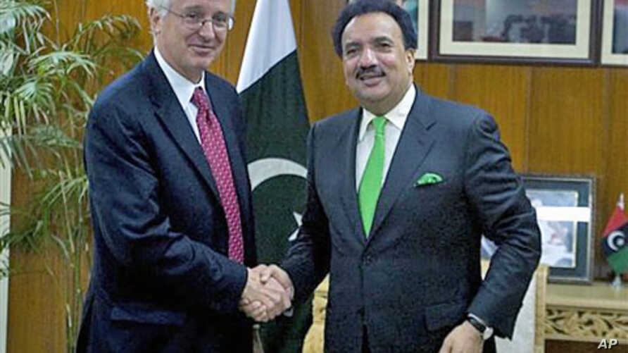 US Envoy Upbeat Over Relations With Pakistan | Voice of