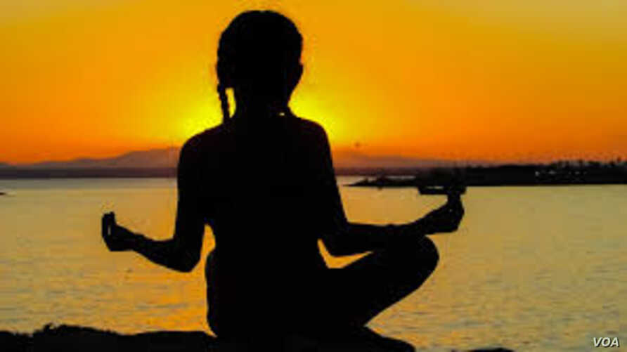 A new study suggests meditation can reduce stress and anxiety.