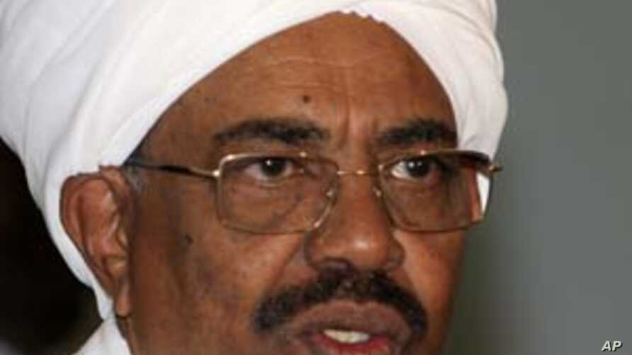Sudan's President Omar al-Bashir (file photo).
