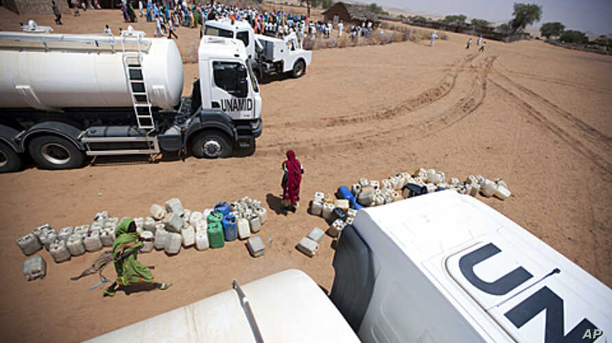UN Peacekeepers to Stay in Darfur Another Year