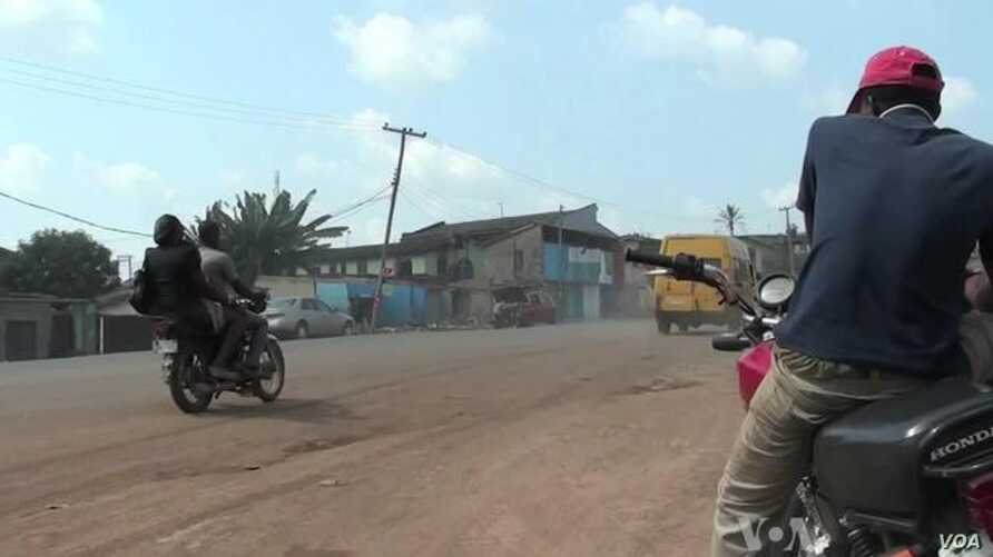 Lagos Pushes Motorcycle Taxis Out of Town