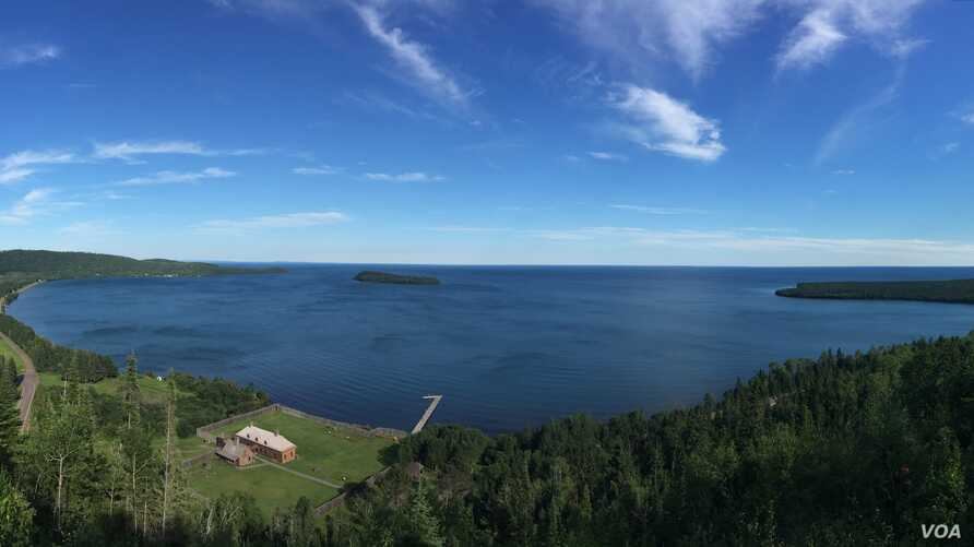 Grand Portage National Monument preserves a vital center of 17th and 18th century fur trade activity and Anishinaabeg Ojibwe heritage.