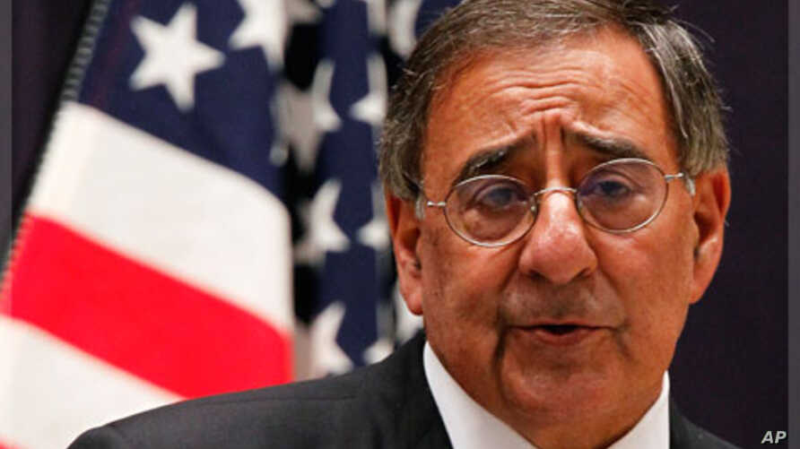 US Defense Secretary Panetta, 25 Oct 2011.