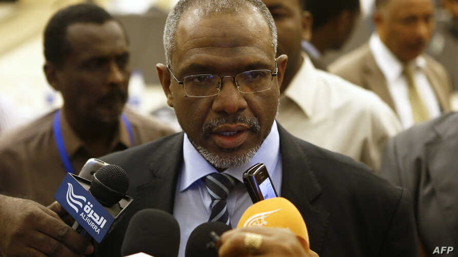 FILE -  Prime Minister Moataz Moussa — pictured July 22, 2