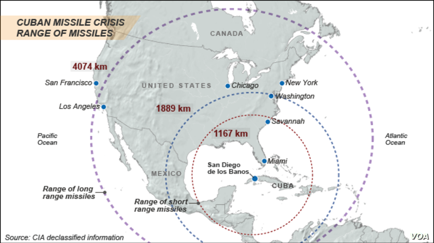 50th Anniversary of Cuban Missile Crisis | Voice of America