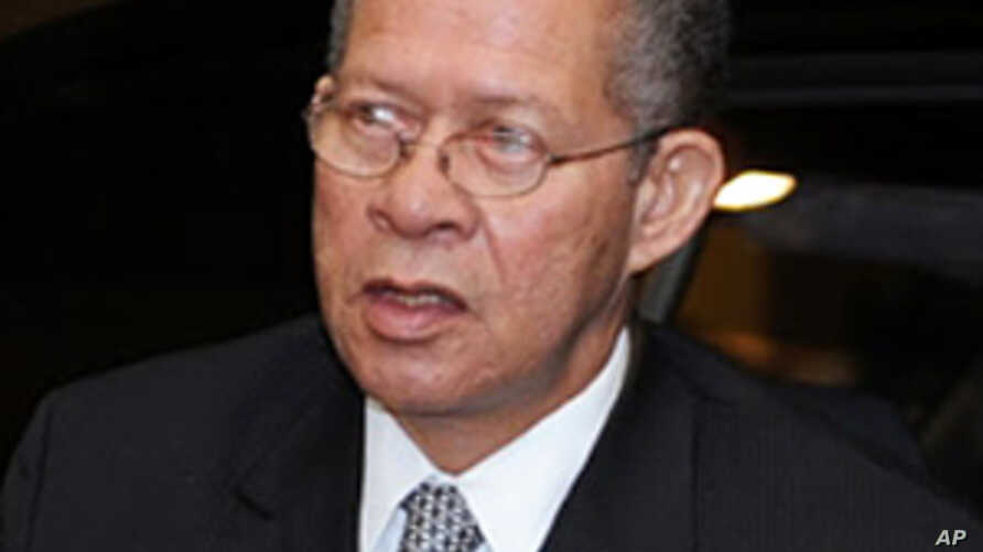 Jamaica's Prime Minister Bruce Golding [file photo]