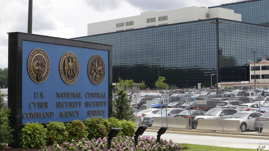 FILE - The National Security Administration campus in Fort Meade, Md., June 6, 2013. The National Security Agency is deleting more than 685 million call records the government obtained since 2015 from telecommunication companies in connection with in
