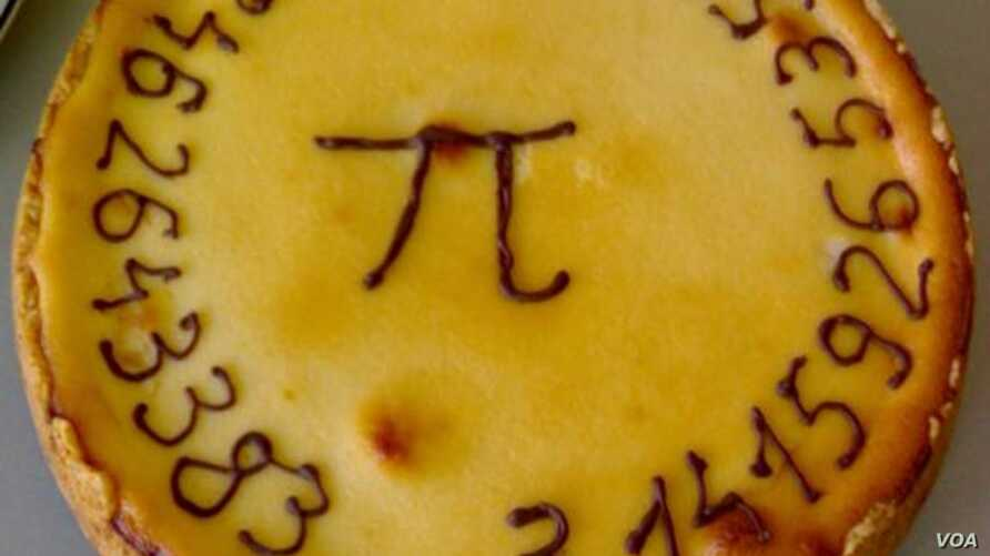 March 14 is Pi Day