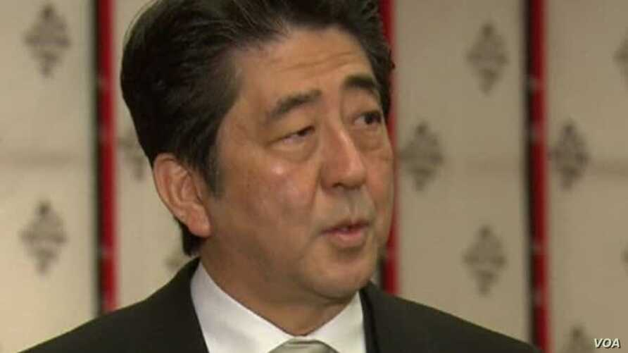 Japan's Abe Condemned for Visit to Controversial War Shrine