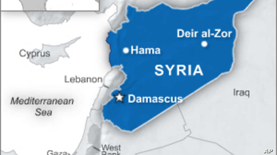 Thousands Mourn Syrian Protesters Killed on Friday