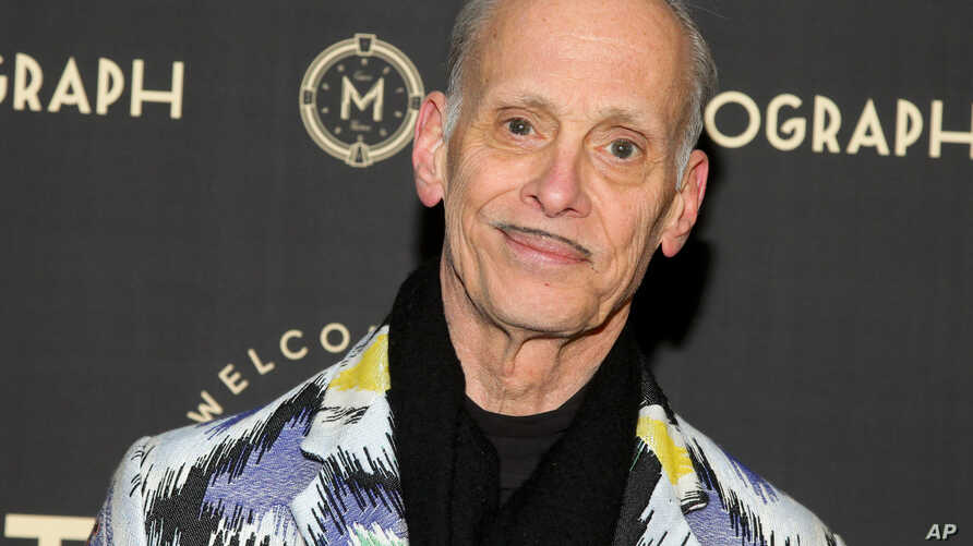FILE - John Waters attends the opening night of the Metrograph movie theater in New York, March 2, 2016.