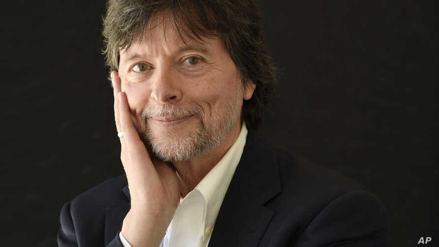 FILE -  Documentary filmmaker Ken Burns poses for a portrait during the 2017 Television Critics Association Summer Press Tour in Beverly Hills, Calif., July 28, 2017.