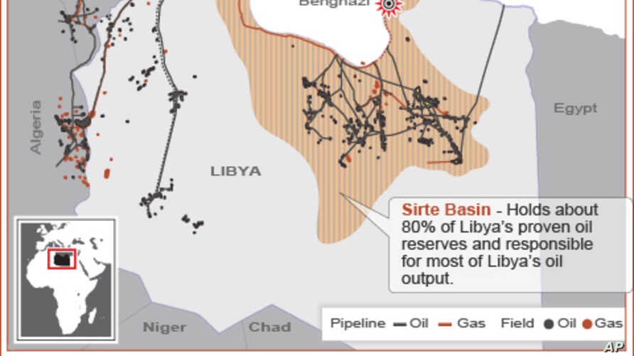 Some Looking Forward to Recovery of Libyan Oil Production   Voice of
