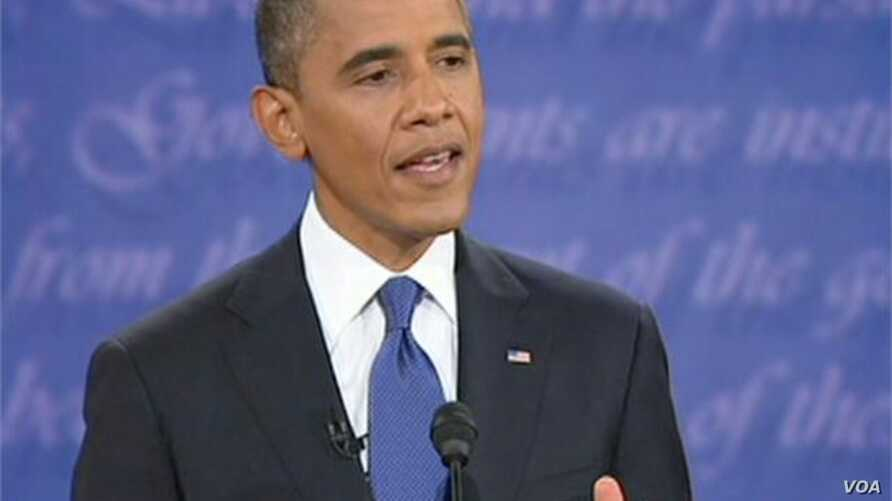 In Close Race, Obama Battles for Second Term