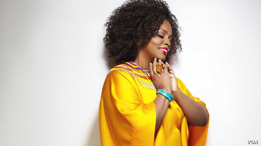 American singer Dianne Reeves (Courtesy photo by Jerris Madison).