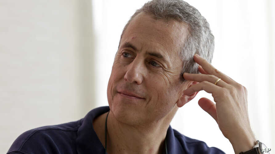 FILE - Danny Meyer, CEO of Union Square Hospitality Group, says tipping isn't fair to all his restaurants' employees.